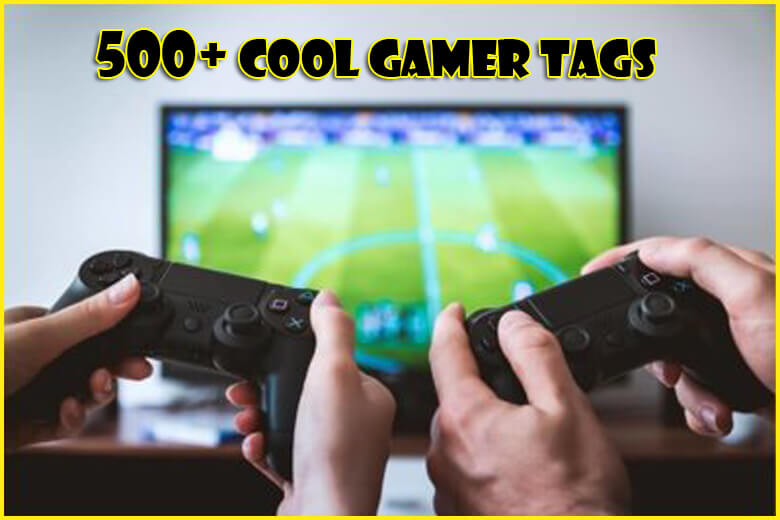 500 Cool Gamertags and Some Really Awesome ideas on Gaming Names