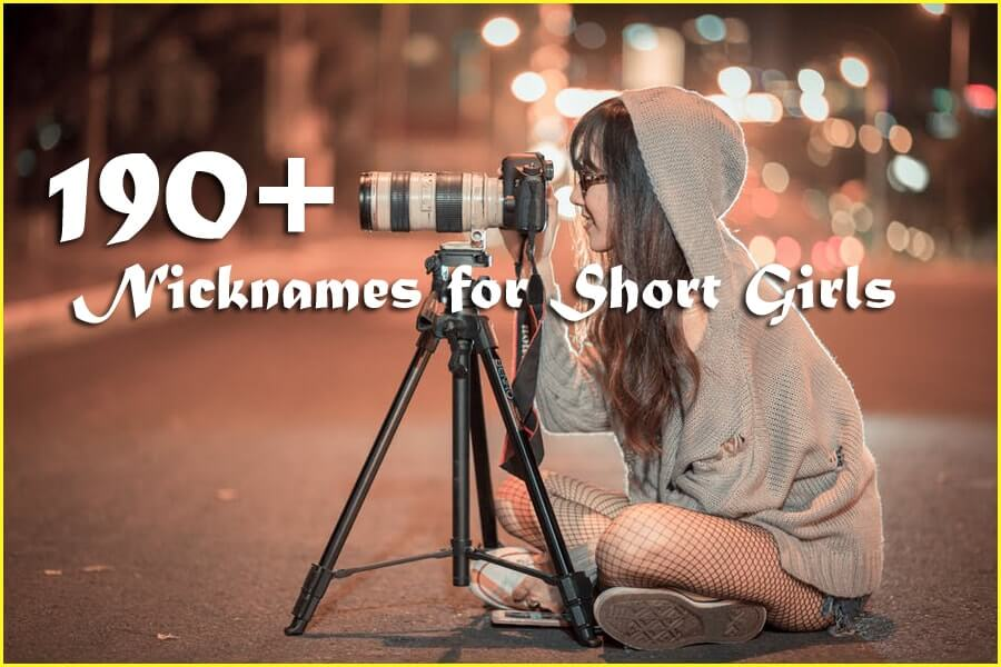 190+ Nicknames for Short Girls